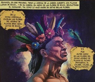 Lanzan obra de León Cadogan relatada como historieta