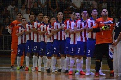 Paraguay ante Marruecos en cuartos de final del mundial de Fútbol de Salón