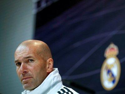 Zidane reconoce que no tiene lista de prescindible