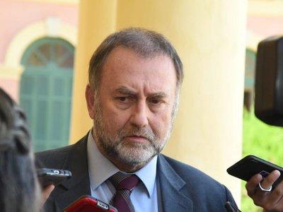 """Benigno López: """"Paraguay va a seguir teniendo impuestos bajos"""""""