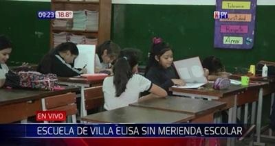 400 alumnos sin merienda escolar en Villa Elisa – Prensa 5
