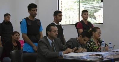 Tres condenados por tráfico de armas y producción de riesgos comunes