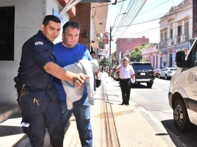 Primo de Cartes es beneficiado con arresto domiciliario en caso Messer