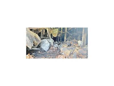 Frigochorti seguirá comprando  hacienda a pesar del incendio