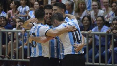 Argentina y Brasil definirán el título del Mundial de futsal