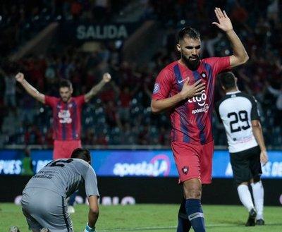 Cerro Porteño se acerca a Olimpia al ganar a General Díaz