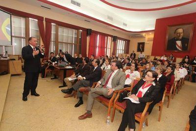 ANR debatió sobre renegociación del Tratado de Itaipú