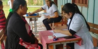 Asisten a mujeres indígenas de Itakyry