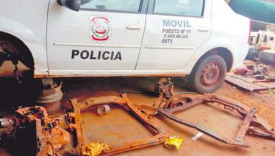 Puestos policiales de la región se encuentran en estado de abandono