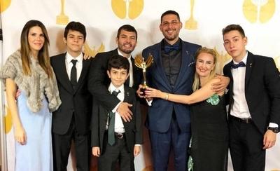 HOY / Premian a Hugo Ramírez en EE.UU. por su campaña electoral