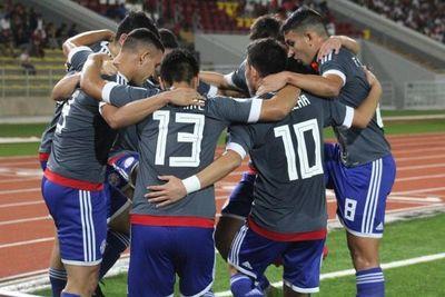 Paraguay camina firme hacia el Mundial