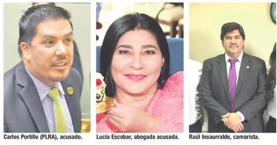 Tribunal rechaza chicanas presentadas por Portillo