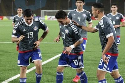 Albirroja triunfa ante el local en el Sudamericano Sub 17