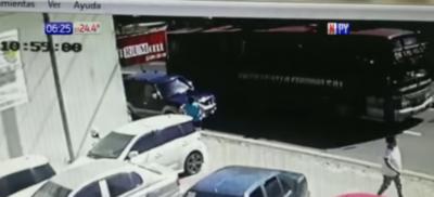 Muerte de ciclista: se entregó hombre que abrió la puerta  de vehículo