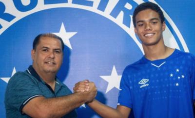 HOY / Cruzeiro ficha al hijo de Ronaldinho para sus formativas