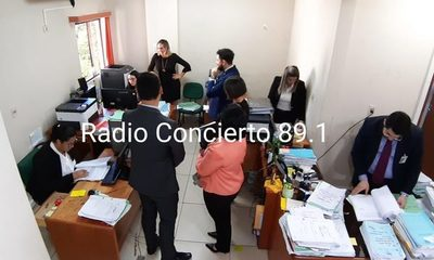 Javier Zacarías sigue chicaneando, presentó ya 22 incidentes