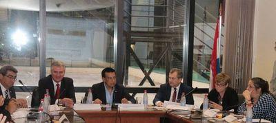 Primera reunión de trabajo de Comisión para Reforma de la Justicia