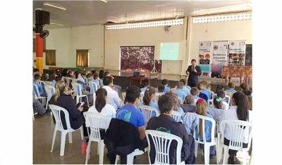 Educando en Justicia inicia talleres en Alto Paraná