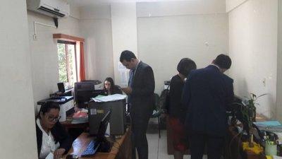Suspenden audiencia de imposición de Zacarías Irún – Prensa 5