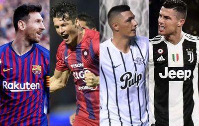 Entre Champions y Libertadores
