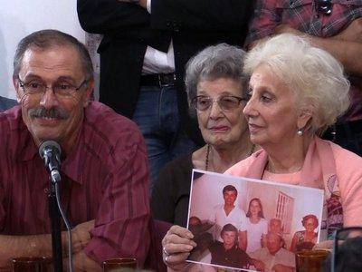 Identifican a la nieta 129 robada en la dictadura argentina
