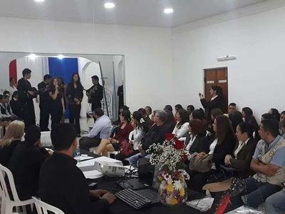 Lanzan promoción de salud y entornos saludables en Quiindy