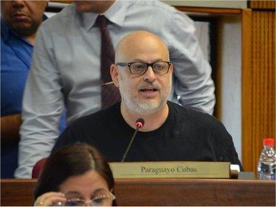 Villamayor califica a Payo Cubas de intolerante y con incapacidad de diálogo
