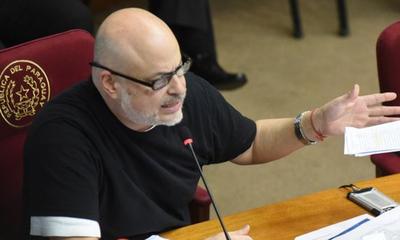 """Paraguayo Cubas: """"No tienen la moral, ni la ética para sancionarme"""" – Prensa 5"""