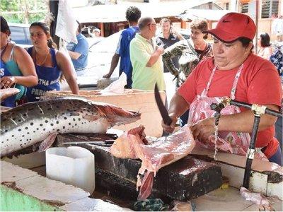Peces del río Paraguay son aptos para el consumo, según Mades