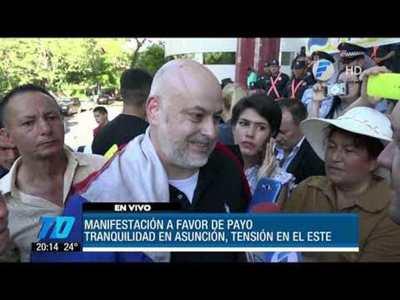 """Payo Cubas: """"Quiero ser dictador"""""""