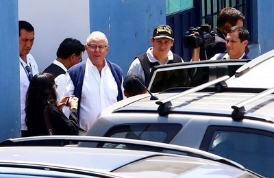 Otro expresidente detenido por corrupción en la región
