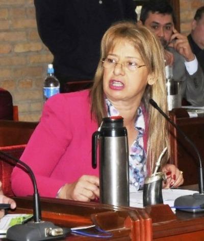 Lilian González vuelve a aliarse con el zacariismo