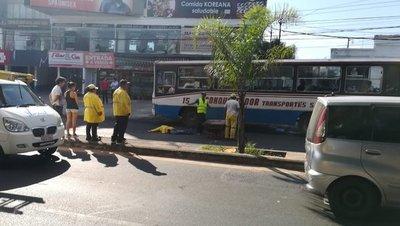Funcionaria municipal muere tras ser arrollada
