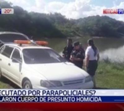 Hallan muerto a prófugo: Presumen que fue ejecutado por parapoliciales