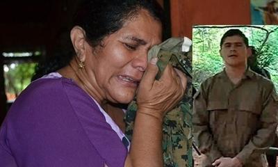 Madre de Edelio exige audiencia con Mario Abdo – Prensa 5