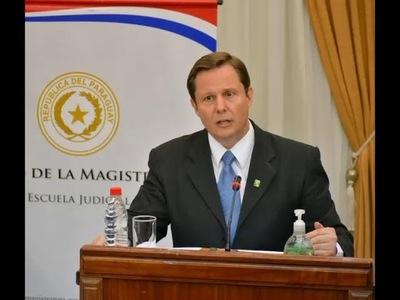 Alberto Martínez Simón fue elegido como nuevo ministro de la Corte