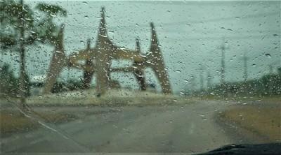 Anuncian lluvias dispersas para la jornada de viernes