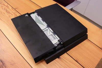 Cómo cambiar el disco duro de la PS4 paso a paso