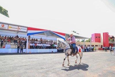 Habilitan oficialmente la Expo Canindeyú 2019