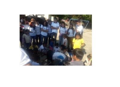 Estudiantes nativos y latinos compartieron actividades