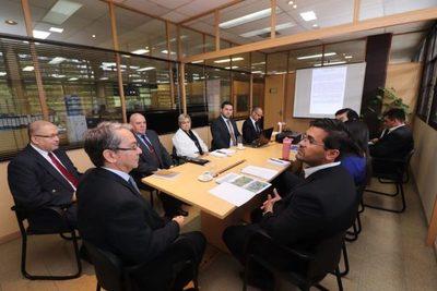 Presentan anteproyecto para primer parque industrial en Caaguazú