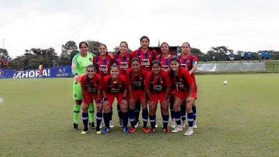 Tres equipos lideran en Femenino