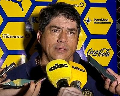 """""""Tiburón"""" Torres, muy contento con el esfuerzo de sus dirigidos"""