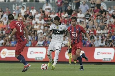 Olimpia y Cerro quieren jugar el clásico en sus estadios