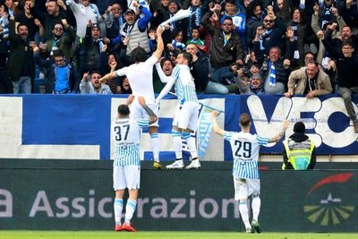 El Spal aplaza el 'Scudetto' del Juventus