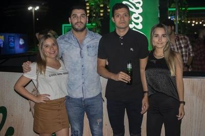 Lanzamiento de la marca de cerveza Grolsch Paraguay