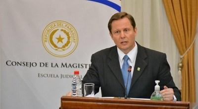 Martínez Simón y sus objetivos como ministro de Corte