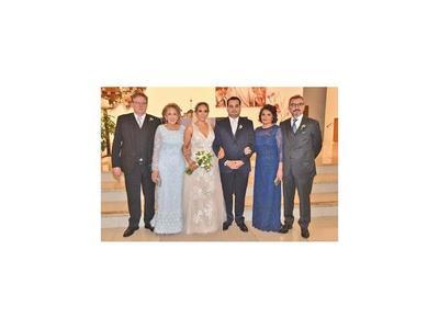 El matrimonio de Andrea y Marcos