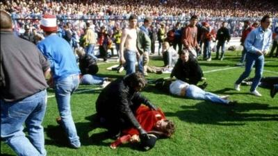 HOY / 30 Años desde Hillsborough