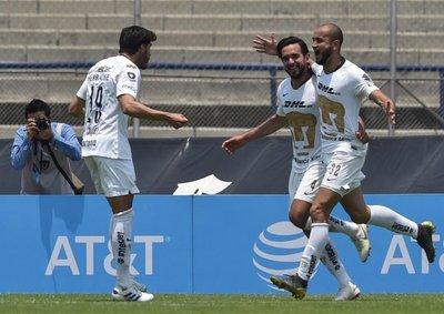 González decide triunfo de los Pumas